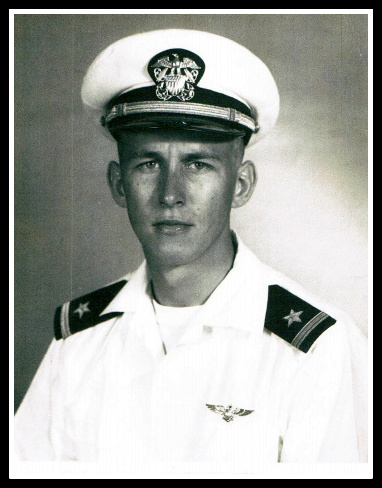 Lt. (jg) Edward Joseph Zuczek, lost at sea, of Belleville, N.J.