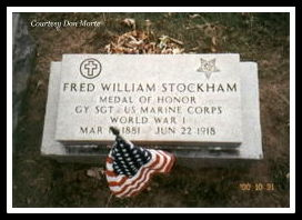FW Stockham Courtesy of Don Morfe/Find-a-Grave