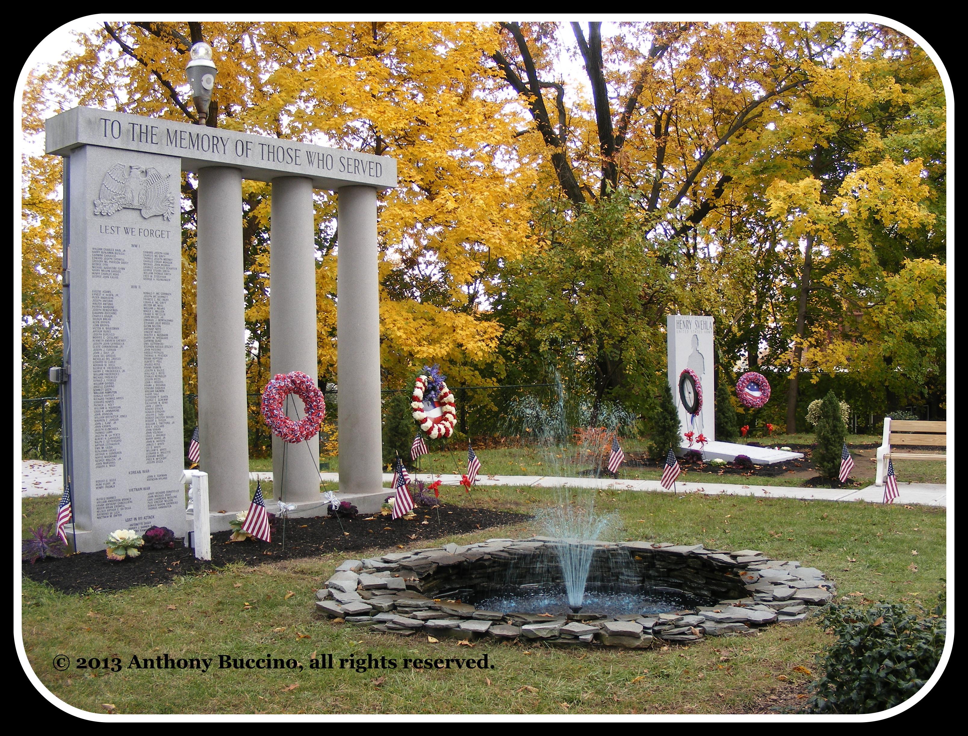 Belleville Sons Honor Roll Men Who Died In Service From Belleville Nj